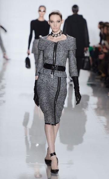 February 2013: New York Fashion Week