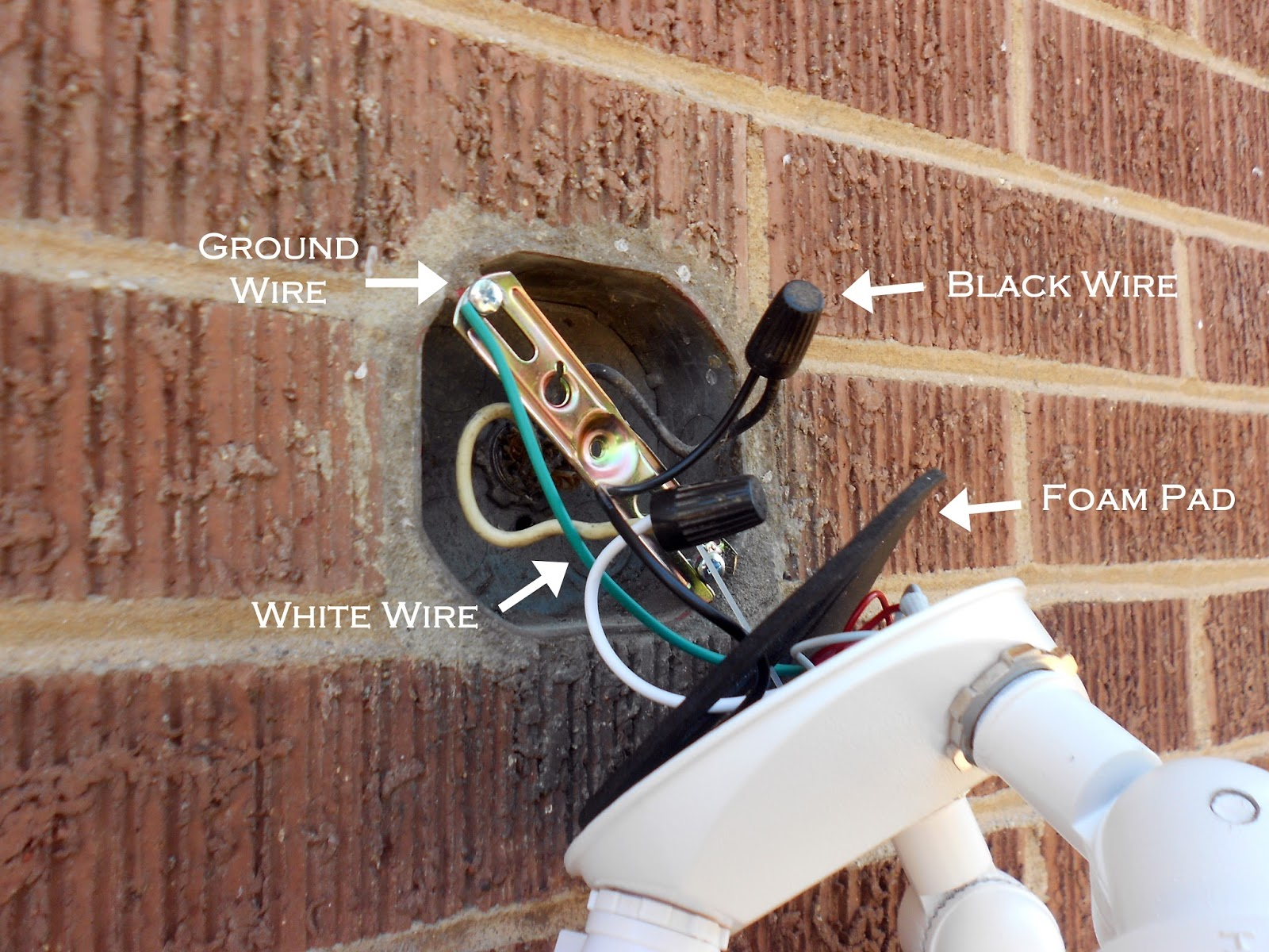 Wiring Lights Outside On Porch - Trusted Wiring Diagrams •