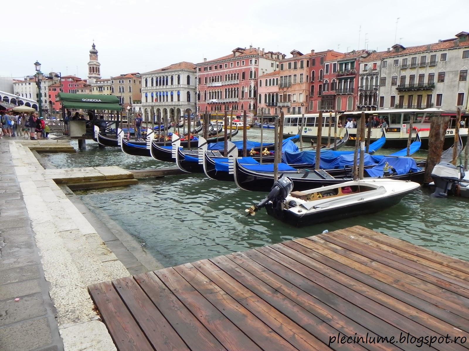 Canal Grande, aglomerat