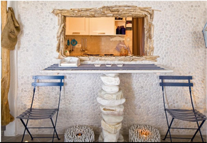 L 39 appartamento al piano di sotto casa marinara tutta for Pinterest arredamento