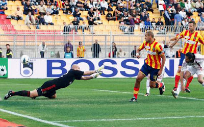 Lecce 3 - 4 AC Milan (2)
