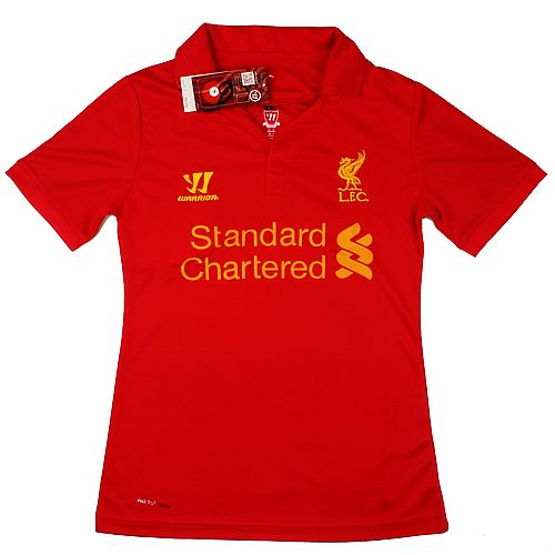 Ladies Jersey Liverpool Home 12/13