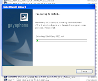blackberry os 5 gemini 8520 prepare to install