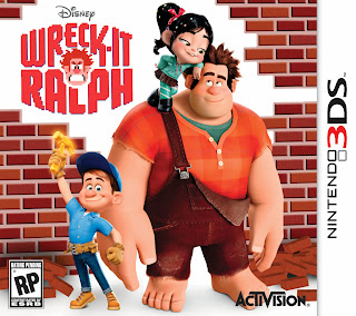 Wreck-It Ralph (3DS USA)