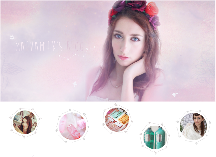 Coton Candy ~ 「Maevamilk blog」