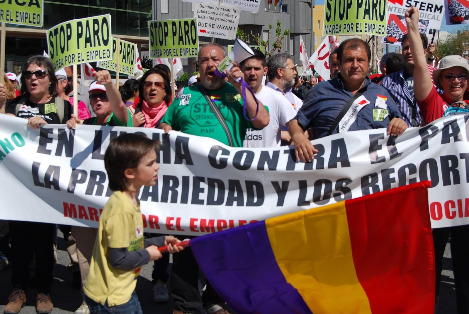 Desde mi cornijal blog de diego jim nez ii marcha contra for Oficina extranjeria murcia