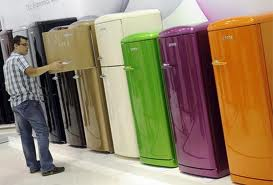 frigorificos de colores en elekma