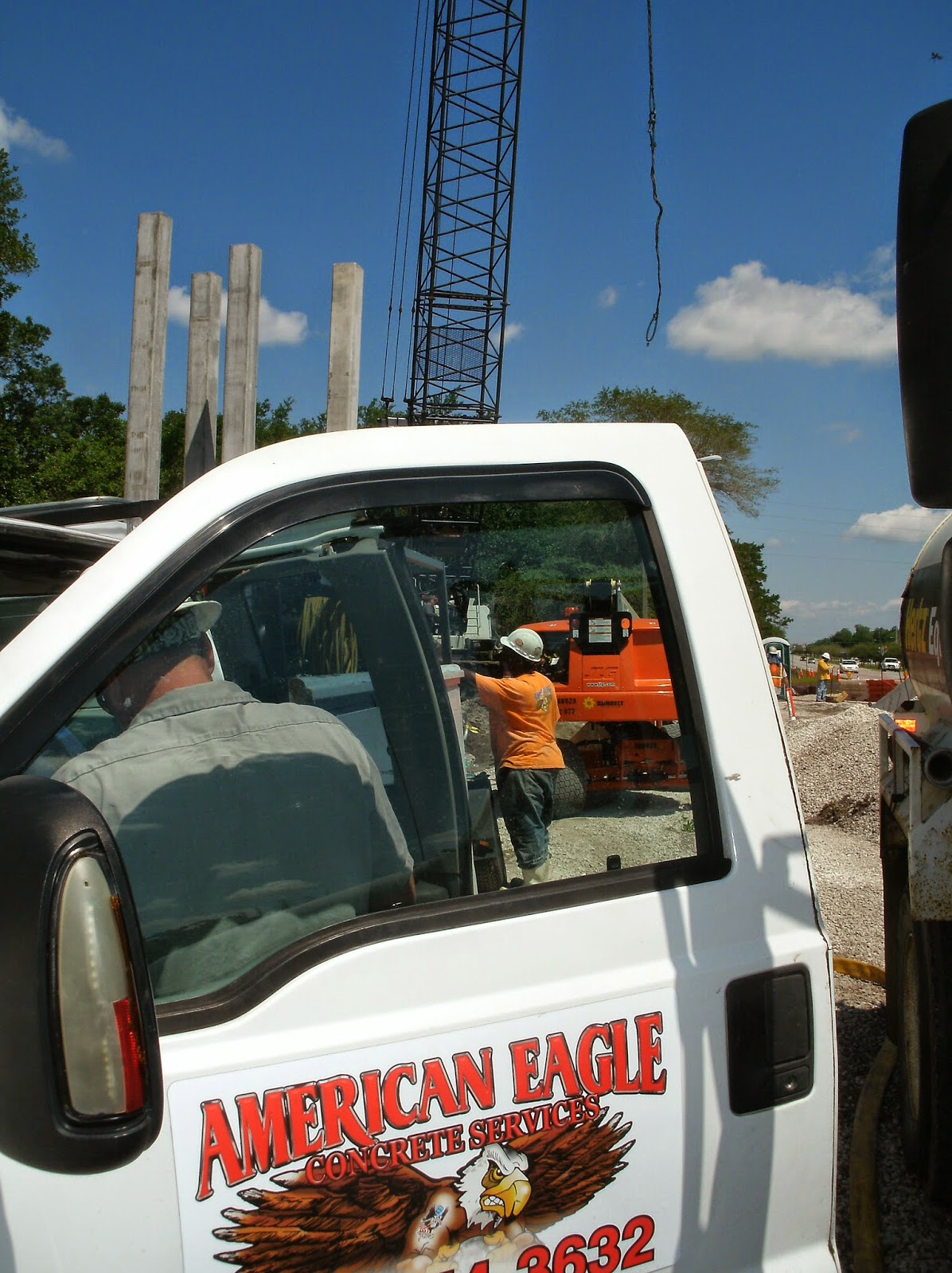 American Eagle Concrete Services, Serving Orlando FL and surrounding.
