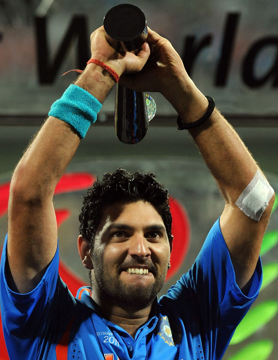 yuvraj singh Yuvraj singh is an indian international cricketer, who plays all forms of the game an all-rounder who bats left-handed in the middle order and bowls slow le.