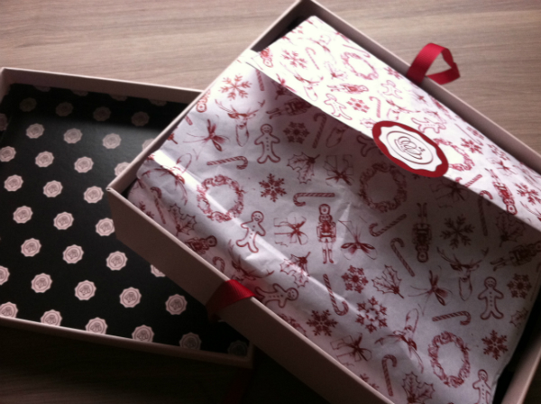 Glossy Box - December 2012 Review - Women's Monthly Makeup Subscription Boxes
