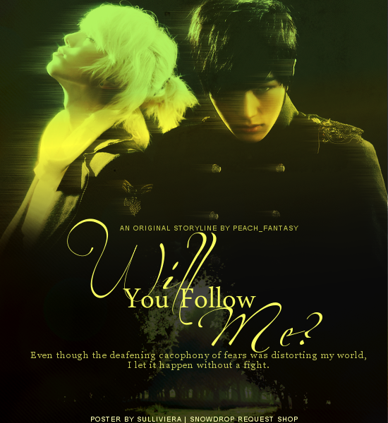Will You Follow Me? - angst myungsoo myungyeol sungjong sungyeol myungjong - main story image