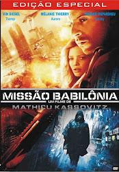 Baixe imagem de Missão Babilônia (Dual Audio) sem Torrent