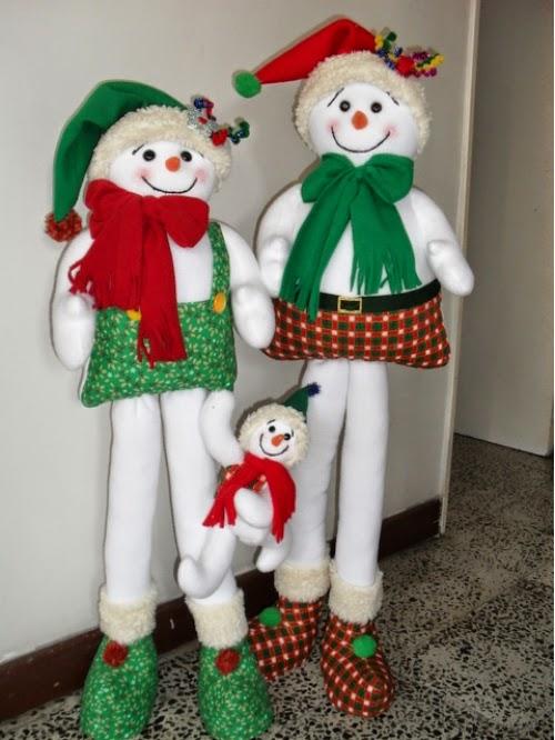 lindos adornos navideños