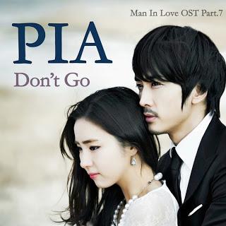 PIA - When A Man's In Love (남자가 사랑할 때) OST Part.7