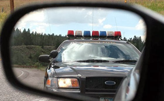 Getting Pulled Over In Someone Else S Car