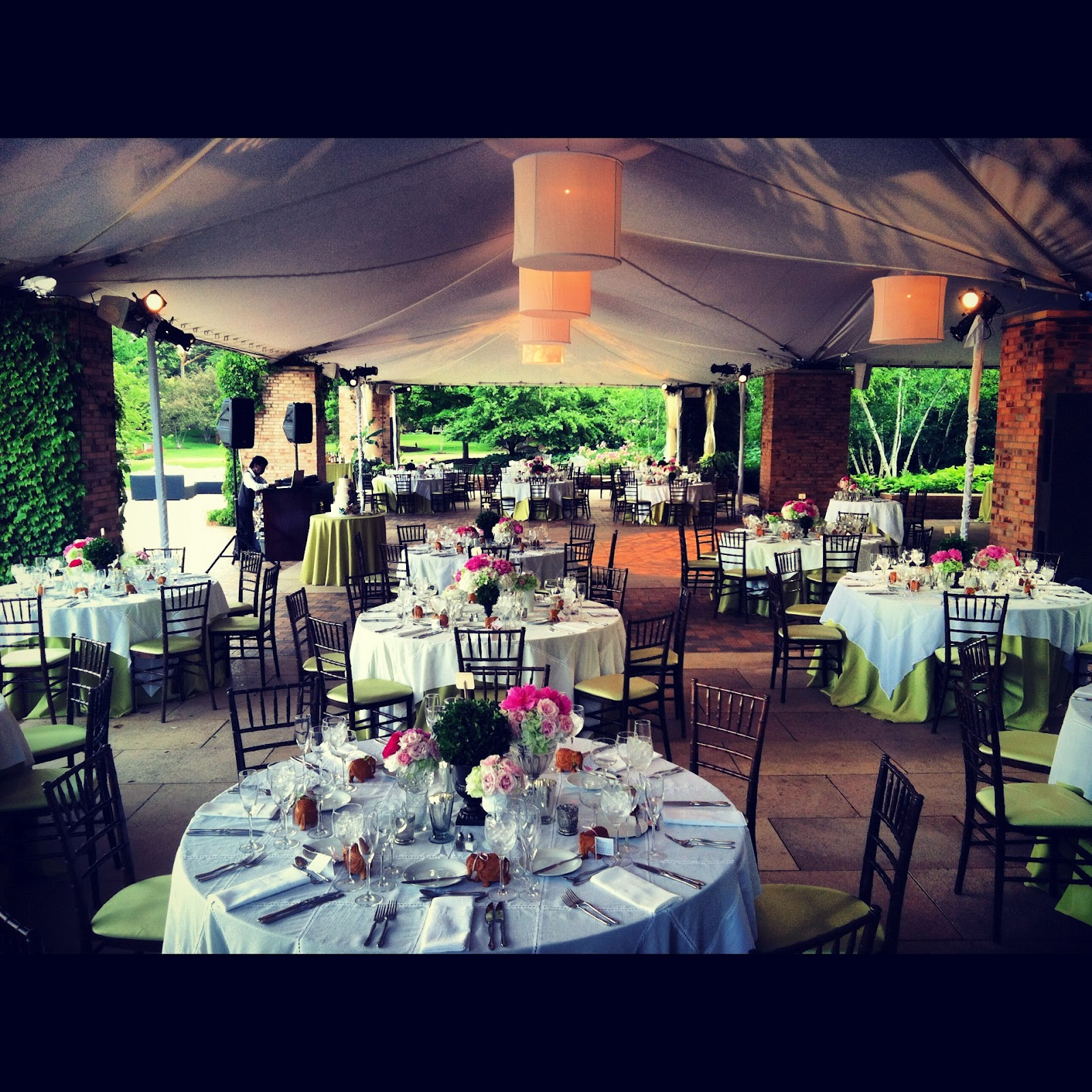 Botanical Gardens Wedding: Wedding Planners & Event Planners Chicago