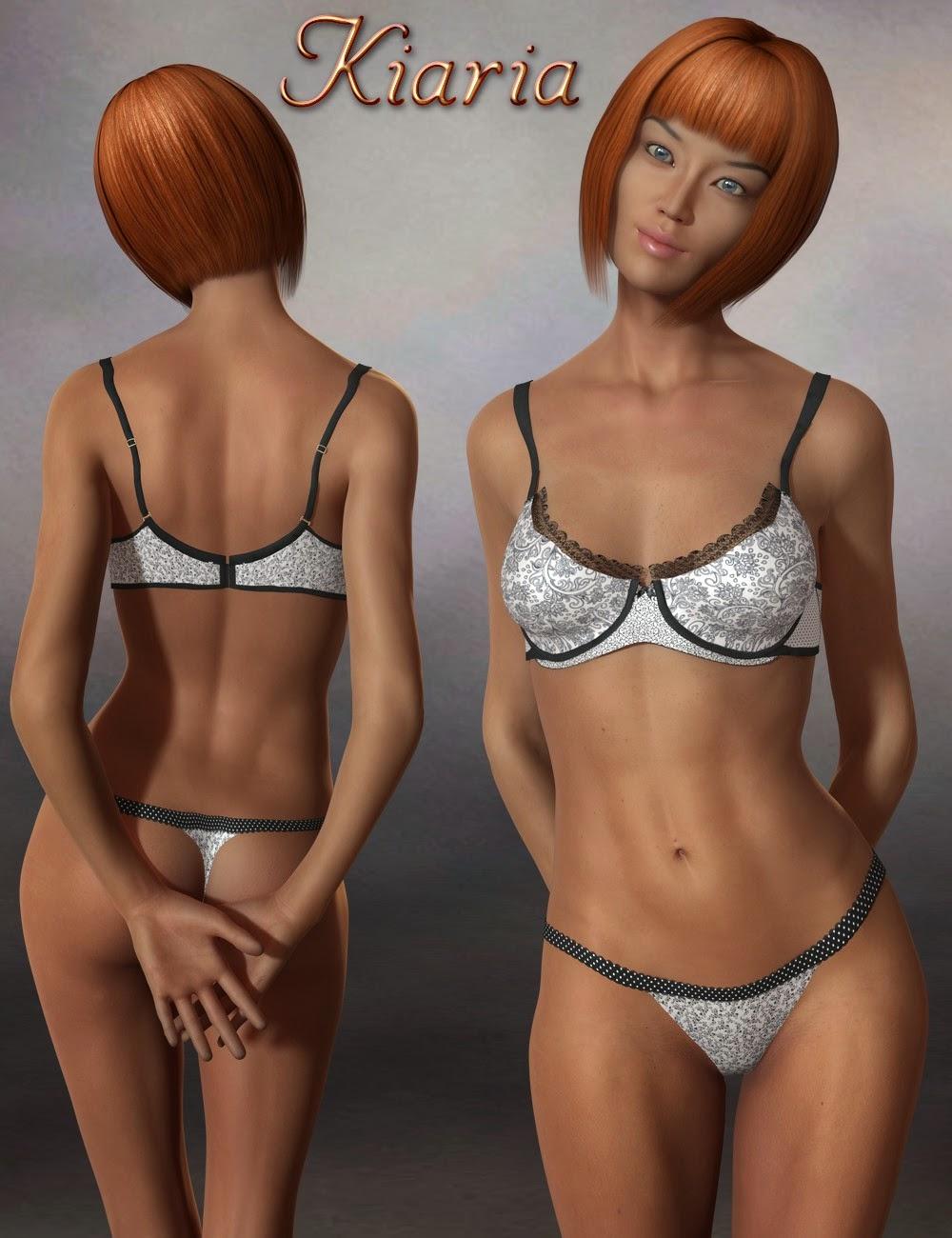 3d Models Art Zone - Kiaria for Mei Lin 6