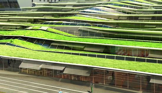 Landscape architecture inspiration april 2011 - Build green roof nature home ...