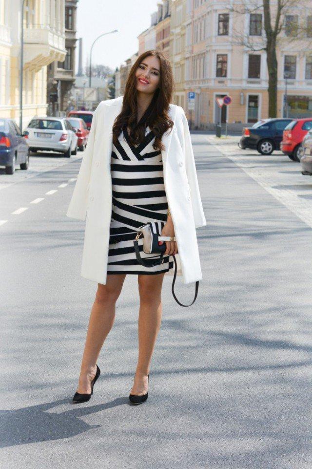 Divinos outfits de moda | Colección blanco invierno