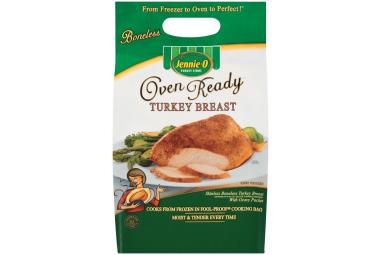 Jenni o vip turkey breast dinner with gravy