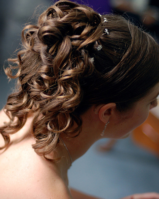 Trend Bridesmaid Hairstyle 4
