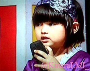 Foto-foto lucu Kinara Naya Little Miss Indonesia SCTV: