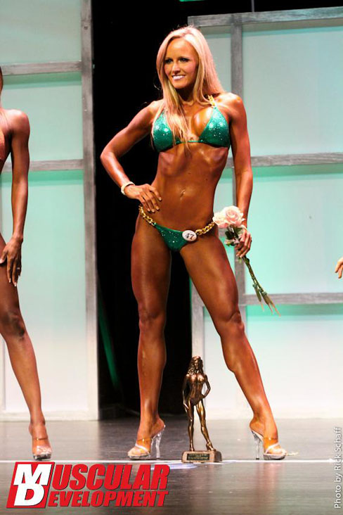 Laurel Machado Female Muscle Bodybuilding Blog Muscular Development