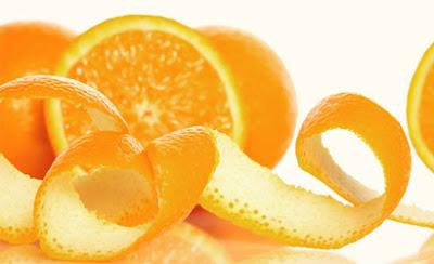Vỏ cam chữa đau dạ dày hiệu quả