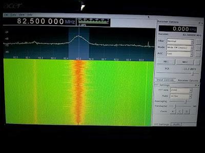Tx em 82.5Mhz