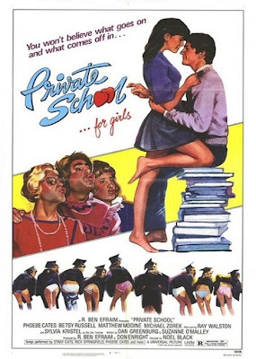 Escuela Privada Para Chicas  – DVDRIP LATINO