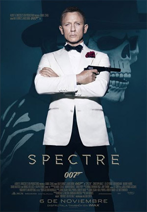 poster 007: Spectre