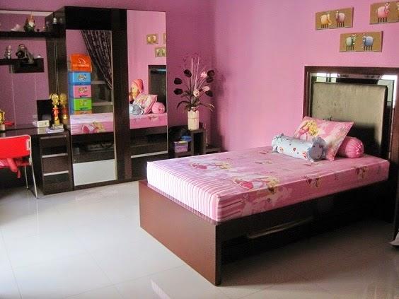 berikut tips mendesain kamar anak perempuan motorcycle
