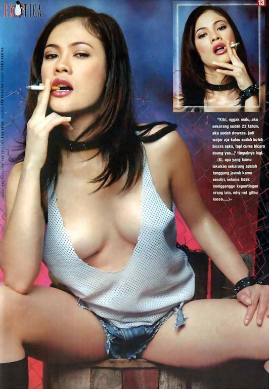 Model Bugil Majalah Exotica