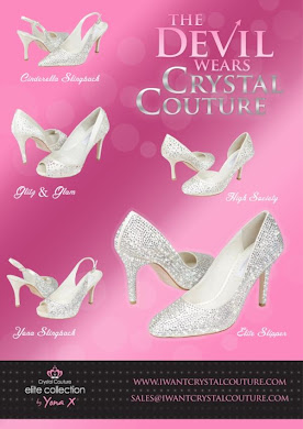 Online Ladies Crystal Shoes, Handbags and accessories