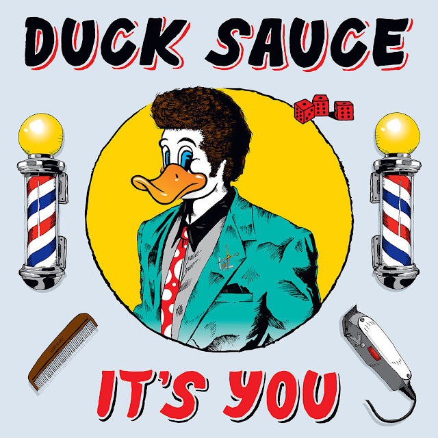 Duck Sauce - It's You - copertina traduzione testo video download