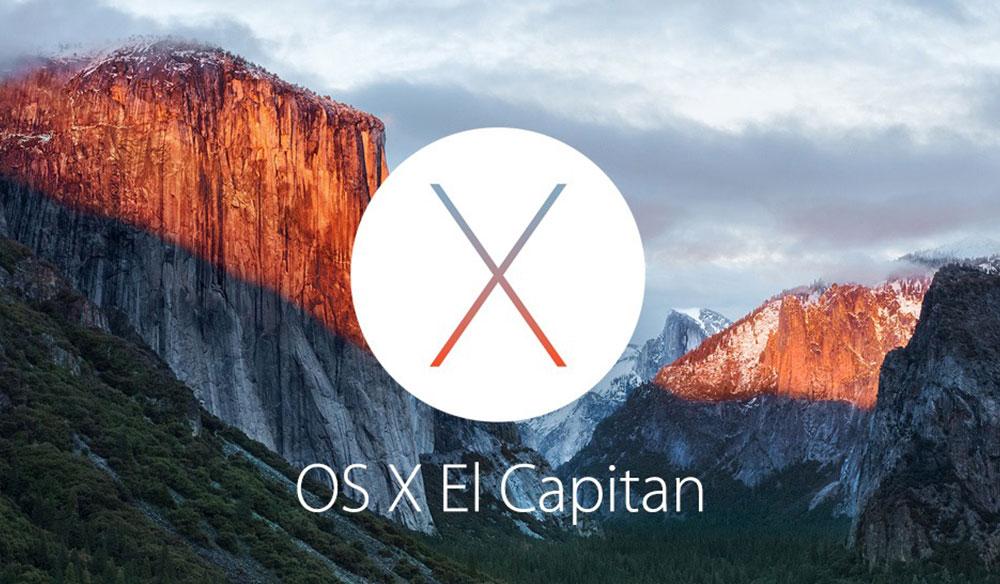Apple MAC OS X El Capitan Yayınlandı. Hemen İndir!