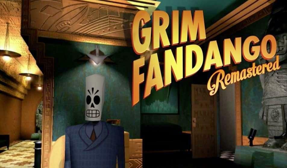 imagens Grim Fandango Remastered