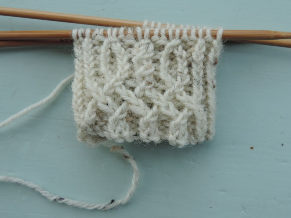 Knitting Now And Then Twisted Stitches