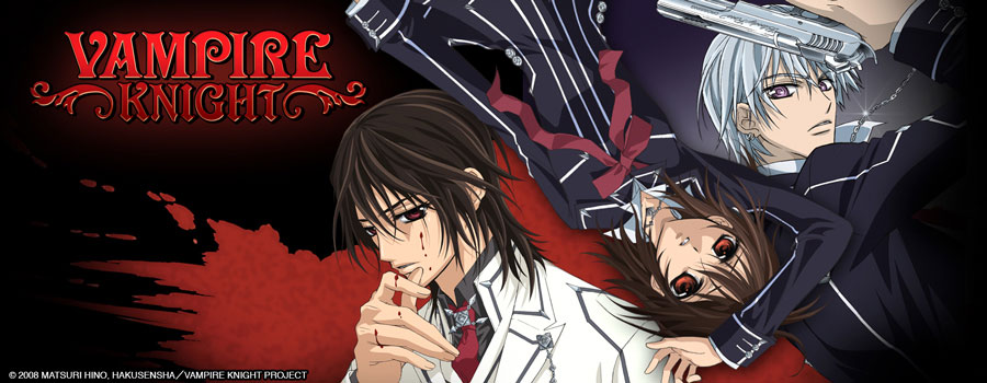 Anime Characters Vampire : Vampire knight