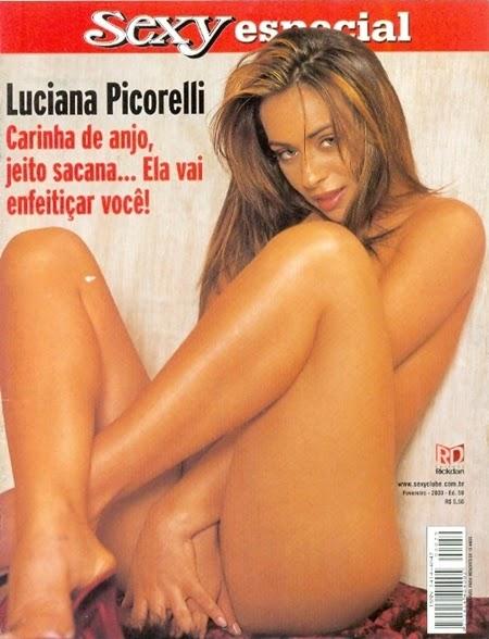 Luciana Picorelli nua