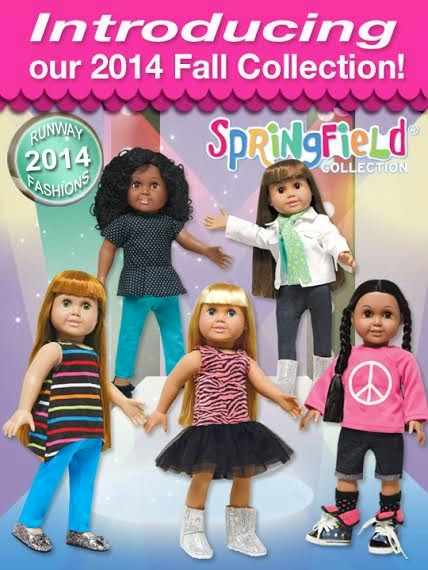 Check Out Springfield Collection's New Fall Fashions!