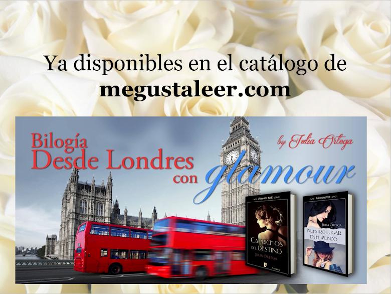 Bilogía Desde Londres Con Glamour