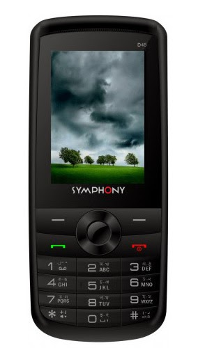 Download Symphony D45 flash file Here