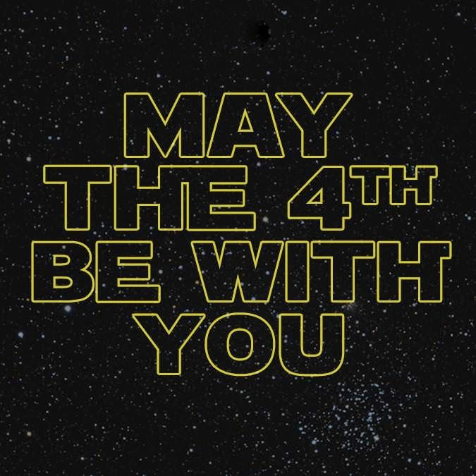 How To Respond To May The 4th Be With You: Argyle Fine Art: MAY THE FOURTH BE WITH YOU Is Coming