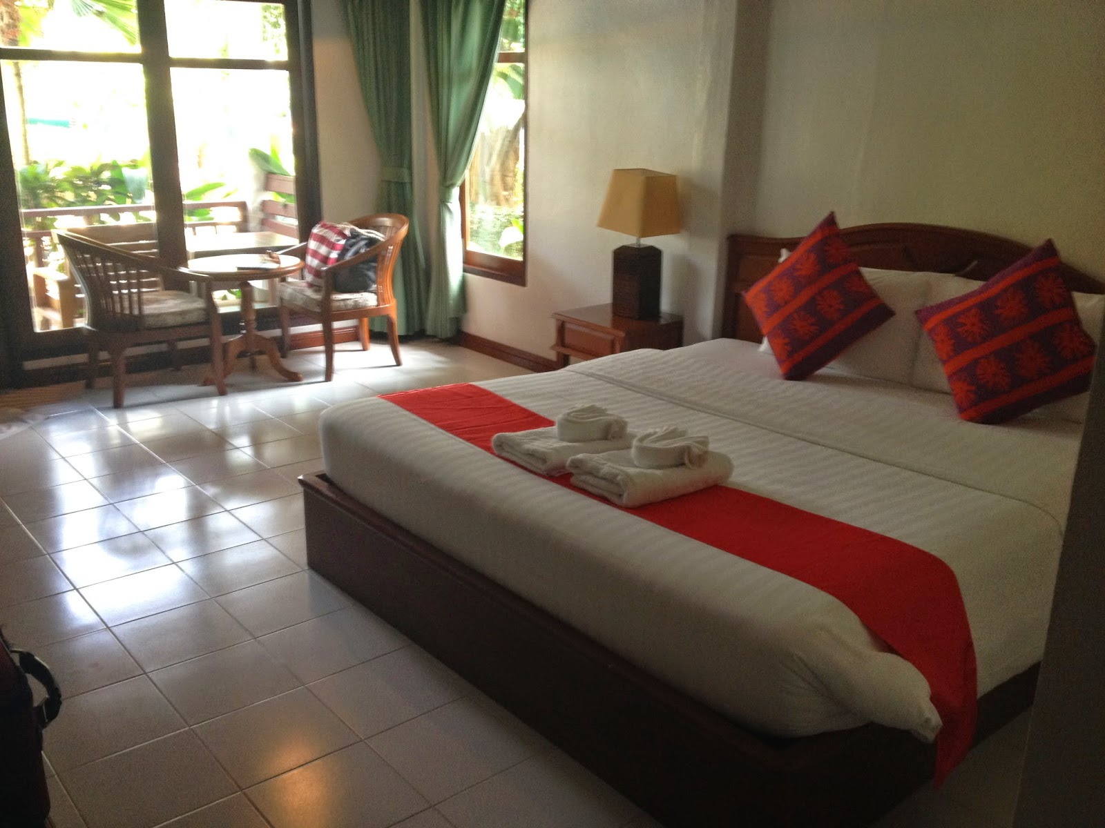 First Bungalow Koh Samui Review