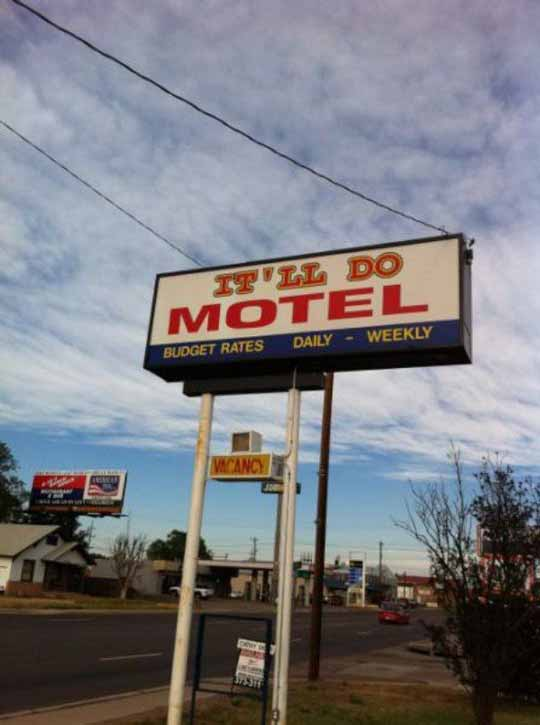 Take Me To Motel