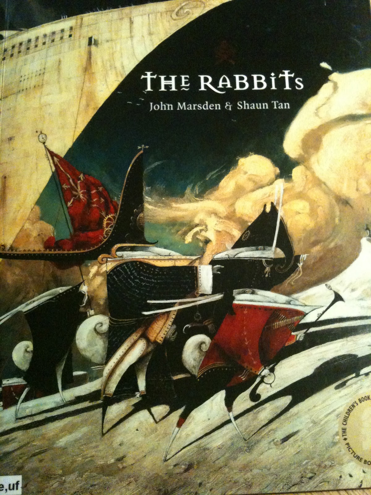 the rabbits by shaun tan and john marsden essay