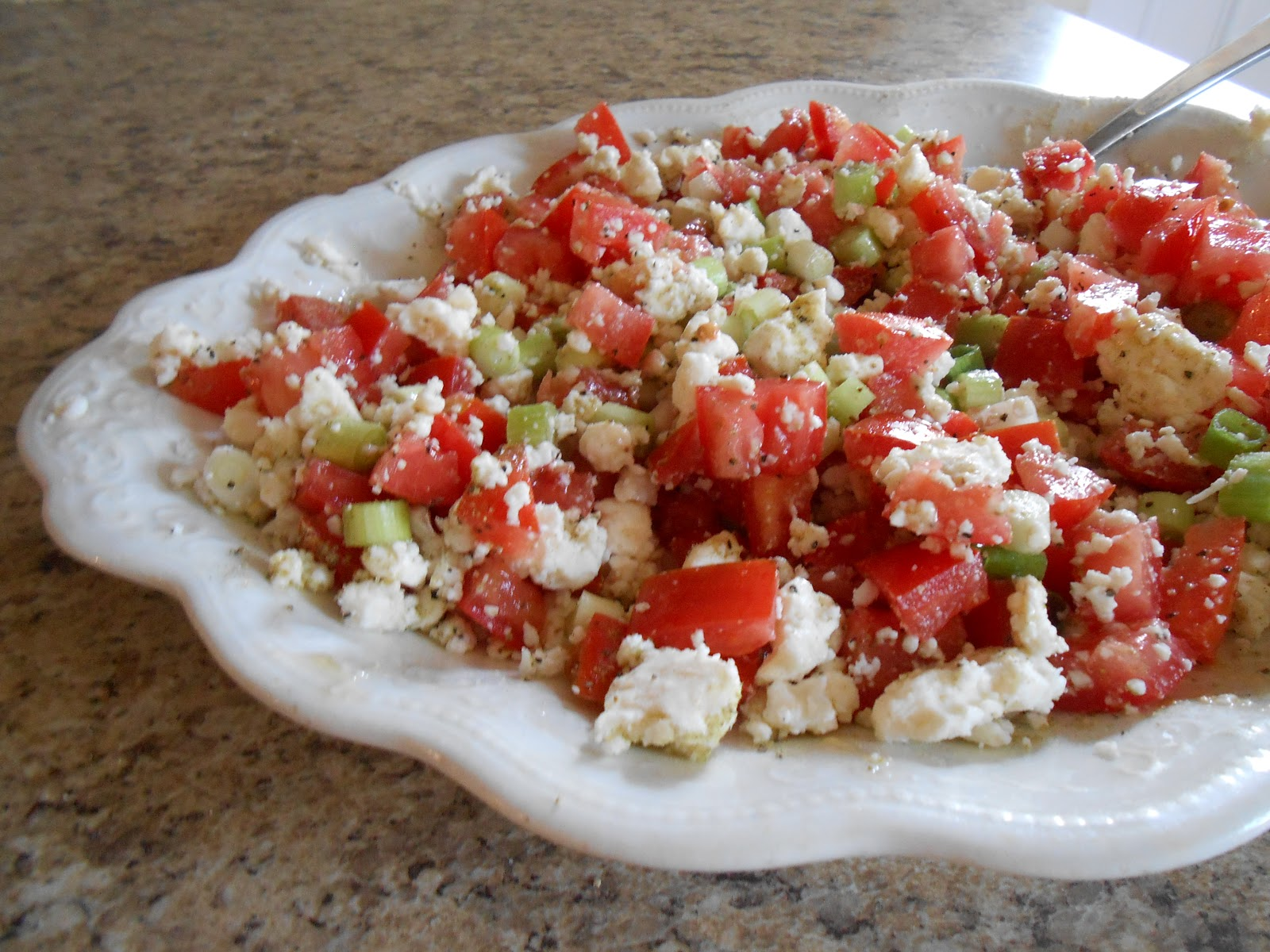 Greek Feta Dip Recipe — Dishmaps