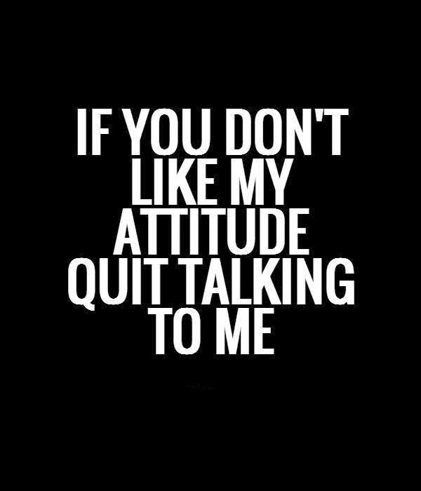 Bad Attitude Dp for Whatsapp - Whatsapp Facebook Status Quotes