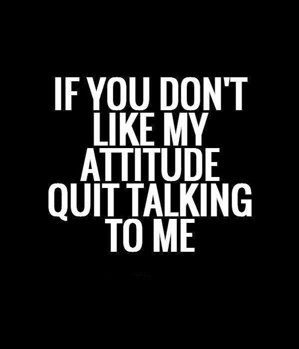 black girl attitude quotes